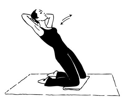 12 упражнений с разминкой и растяжкой: комплекс от Илзе Лиепы
