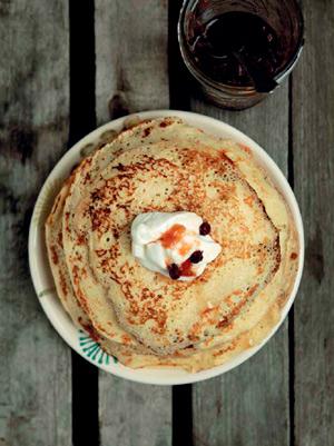 Масленица: рецепт блинов. Дрожжевое тесто и начинка
