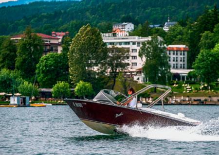 Курорты Австрии весной и летом: отдых на озерах, рыбалка и пляжи