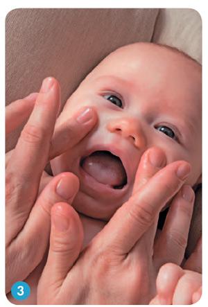 Детский массаж с фото: 6 приемов для укрепления иммунитета