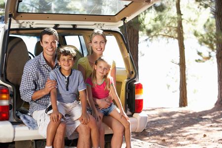 Путешествия с детьми на машине