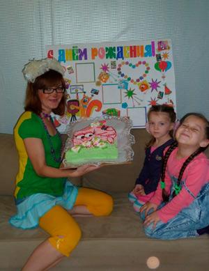 Детский день рождения со Смешариками: сценарий праздника