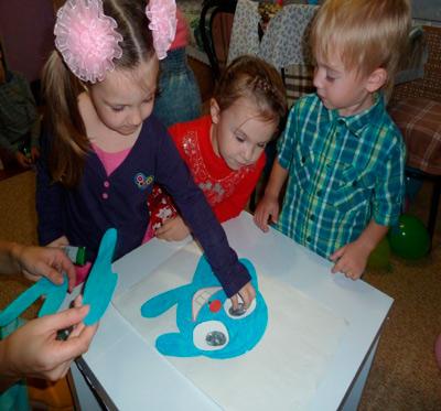 Конкурс для одного ребенка 4 лет