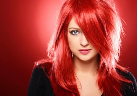 О чем говорит рыжий цвет волос в сексе