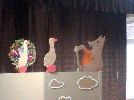 Кукольный спектакль – своими руками на Новый год
