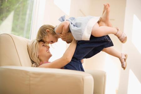 Поведение ребенка в семье и детском саду