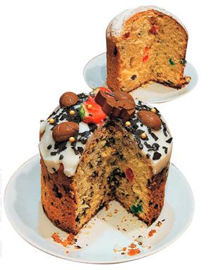 Рецепты кулича, пасхи и других сладостей для пасхального стола