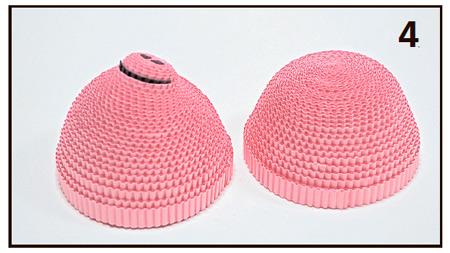 Выкройки снудов и шапок сшить