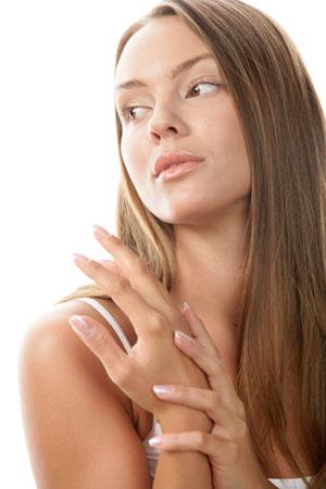 Уход за ногтями и волосами