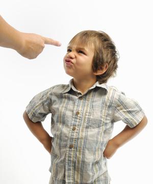 Стоит ли родителям наказывать ребенка