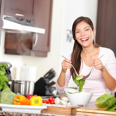 Ешьте, когда голодны: путь к похудению и здоровью