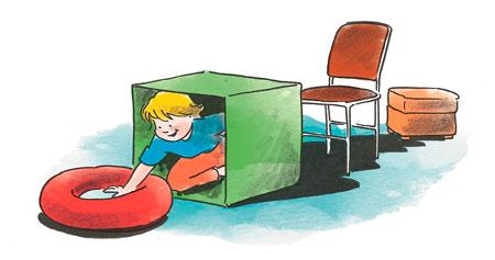 6 веселых игр для лета: мяч, воздушные шары и полоса препятствий