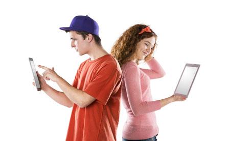 Подростковый секс и общение в Интернете