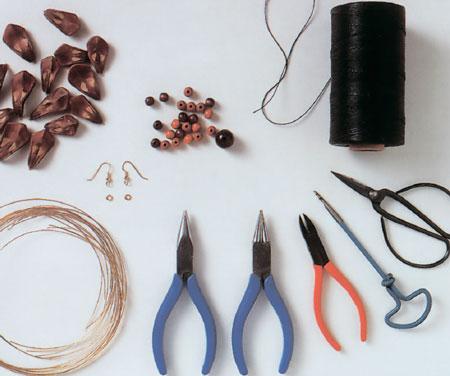 Украшения из природных материалов: бусы в стиле эко