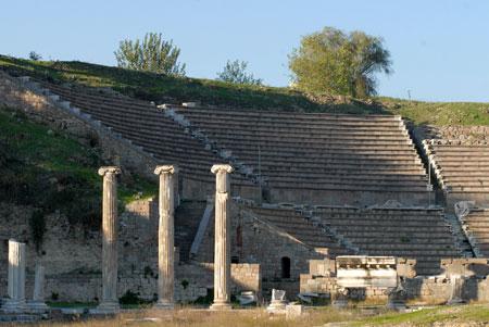 Античная Турция: история древнего мира - в путешествии. Часть II
