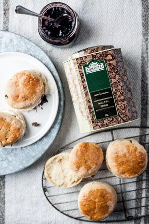 5 o'clock: английские десерты к чаю