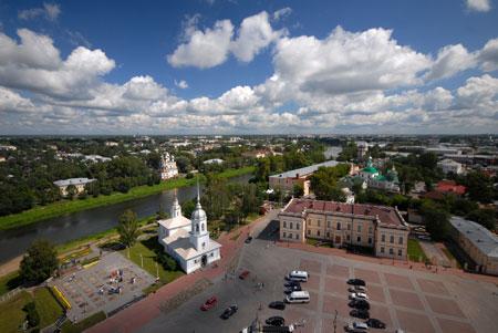 Отдых с детьми: русский север. Вологда и окрестности