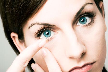 Астигматизм: что могут контактные линзы?