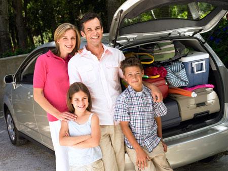 Собираемся в отпуск: чек-лист для семейного отдыха