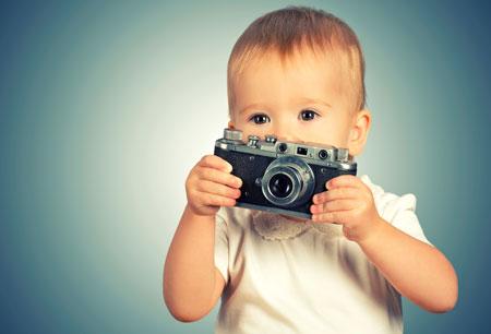 Лучшие фотографии вашего малыша: 6 правил фотосъемки детей