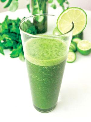 рецепты вкусных зеленых коктейлей на новый год