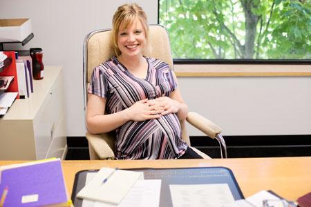 Работать или нет во время беременности