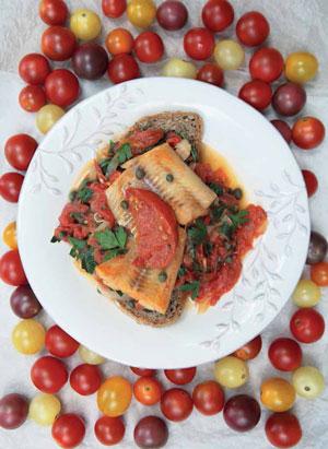 Помидоры и кабачки: 2 сытных летних рецепта за 20 минут