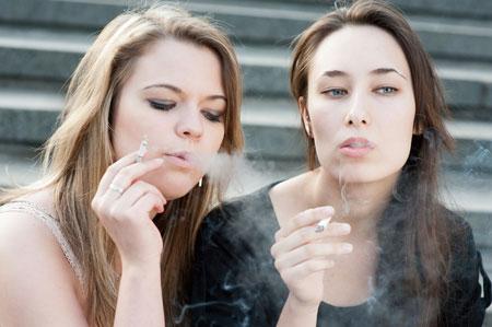 Секс после отказа от сигарет