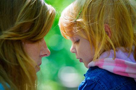 Поведение ребенка и наказание
