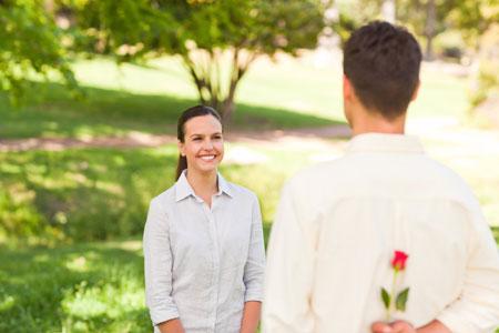 Как сделать так чтобы мужчина с тобой познакомился с 25