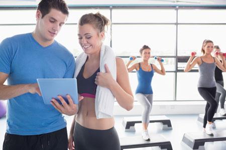 Фитнес-диета для похудения: как правильно питаться, посещая.