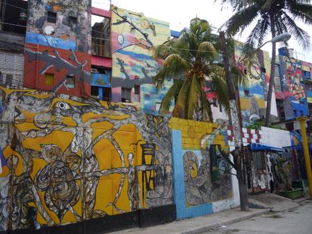 Гавана граффити