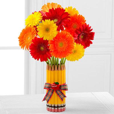 Открытки в цветы с 1 сентября 273
