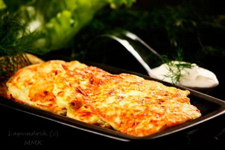 2 рецепта с кабачками – оладьи и теплый салат. Вкусно и мало калорий