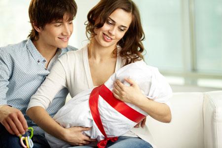 Молодые родители: вопросы о младенце