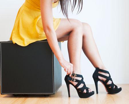 Сайты о девушках на высоких каблуках