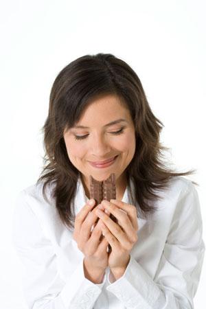 Вредные продукты: кофе, шоколад, соль