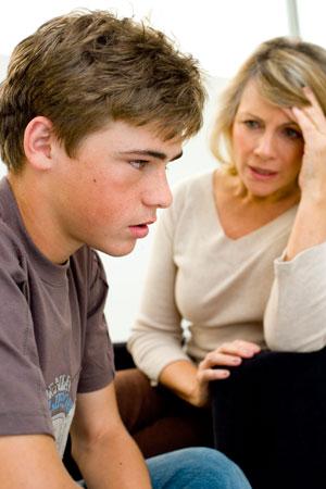 Подросток и родители: что вместо ругани?