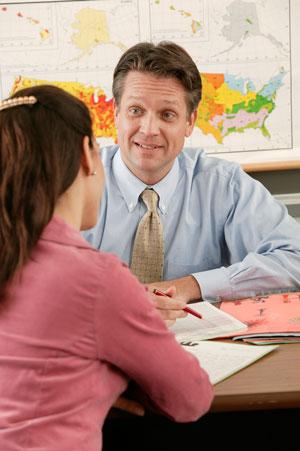 Разговор с учителем: как не теряться?