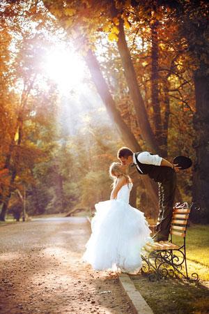 Невеста любить сосат на свадба