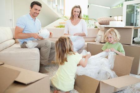 Мы переезжаем! Как собрать вещи