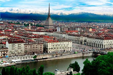 Отдых в Италии: Турин. Египетские мумии, прошутто и самые большой рынок в Европе
