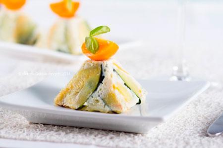 2 рецепта из кабачков: праздничный и домашний