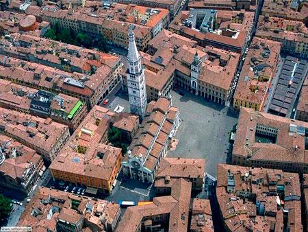 Отдых в Италии: Модена,