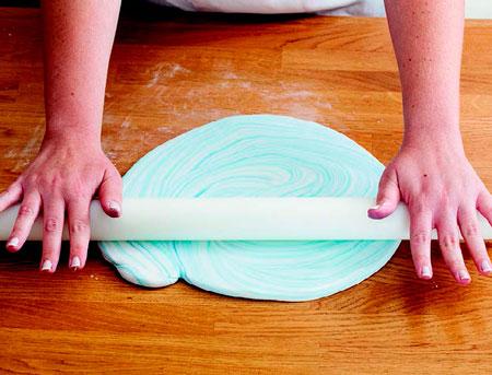 Торты своими руками – как на заказ: секреты сахарной мастики