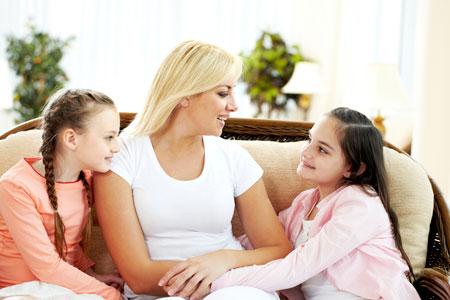 Разделение труда в семье