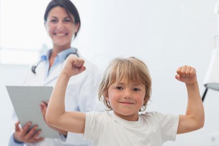 Что говорить ребенку, чтобы он не болел? 5 волшебных фраз