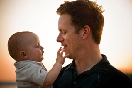 Роды с мужем: памятка отцу