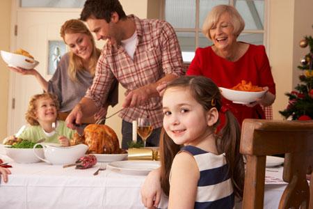 О чем говорить за ужином? 5 идей для общения