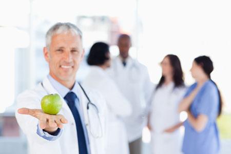Как лечат диетой